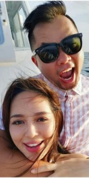 Former radio DJ Daniel Ong to tie the knot with artist girlfriend