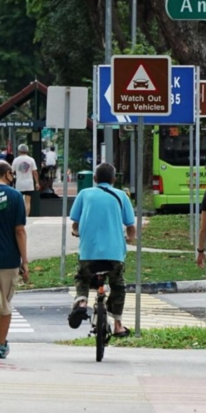 Pedestrian code of conduct: Guidelines not intended to police how people walk, says Baey Yam Keng