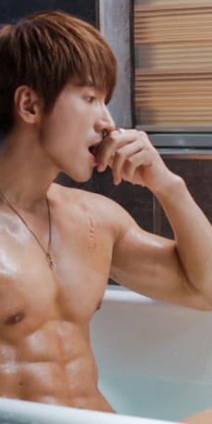 Jerry Yan shows off his ripped bod on new show where he romances co-star 20 years younger