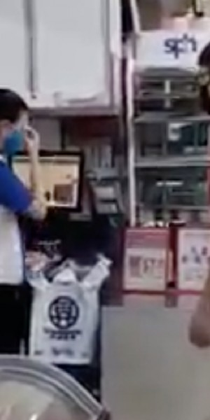 Driven to tears? Sheng Siong employee chided in front of customers