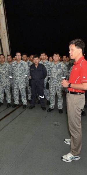 S'pore joins search for missing plane