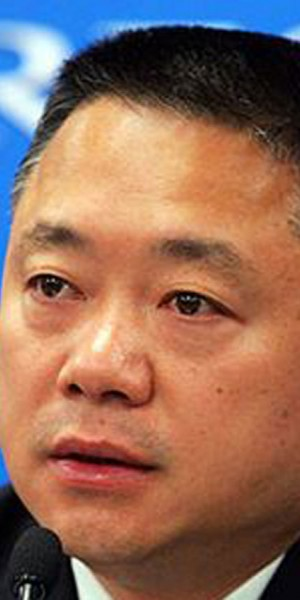 China names first counterterrorism chief