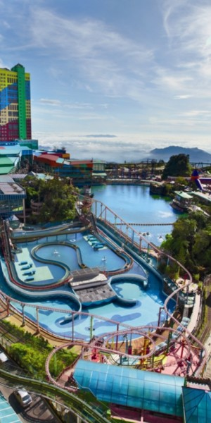 Genting theme park plans 'all in place', slated to open in early 2019