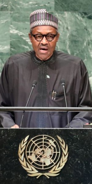 Nigerian president Buhari denies dying and being replaced by lookalike