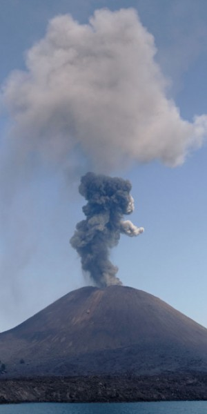 Indonesia has no early warning system for volcanic tsunamis