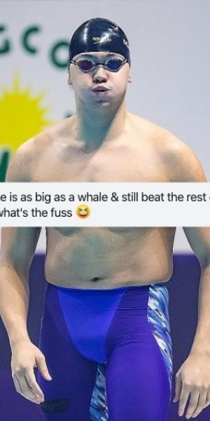 Joseph Schooling getting thicc? So what, say netizens
