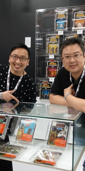 How two Singaporeans built one of the most impressive vintage Star Wars toy collections in the world