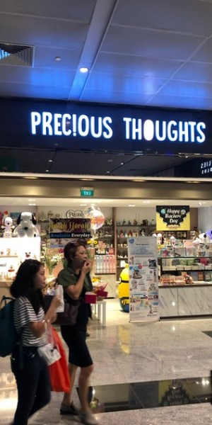 After years of online ridicule, Singapore gift store chain Precious Thots is now Precious Thoughts