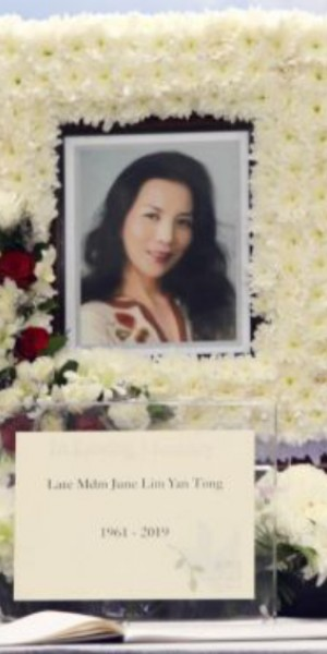 Former Channel 8 actress Lin Liyun dies at age 58
