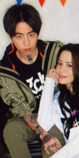 Taiwanese singer R.chord Hsieh arrested after wife reports him for drug use