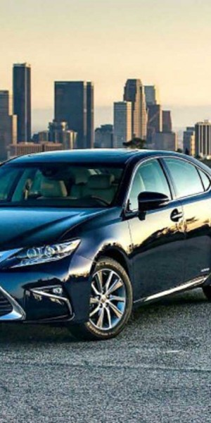New Lexus ES exudes more panache