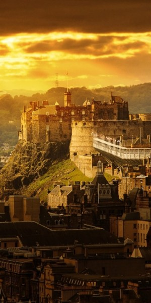 Things to do in Edinburgh, Scotland with 24 hours