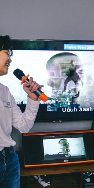 Sing the coronavirus blues away: Dabao KTV experience delivers a karaoke machine and booze to your house