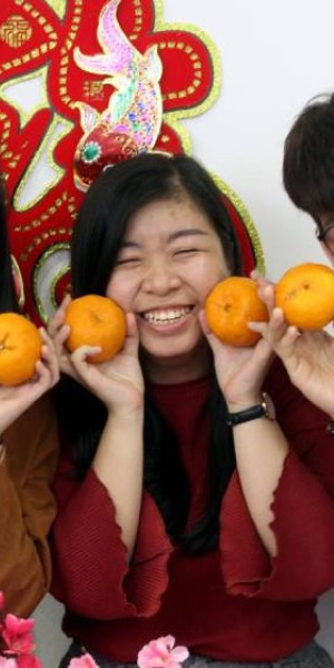 Why do we toss oranges into lakes and rivers during Chap Goh Meh?