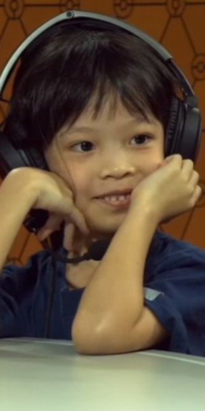 Adorable 7-year-old Singaporean Simone Lim wins International Pokemon Championship