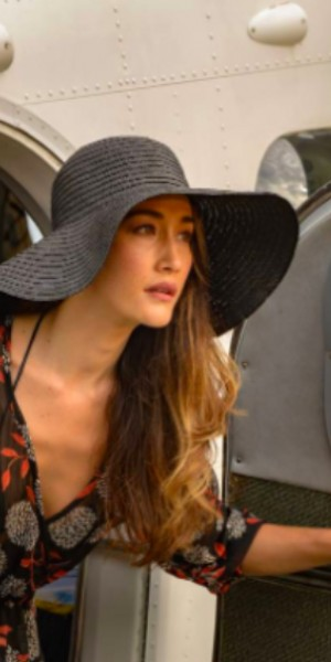Actress Maggie Q reveals her own personal fantasies