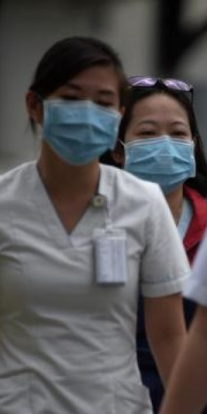 Coronavirus: Those in uniform are clean and have disinfected rigorously, say healthcare workers