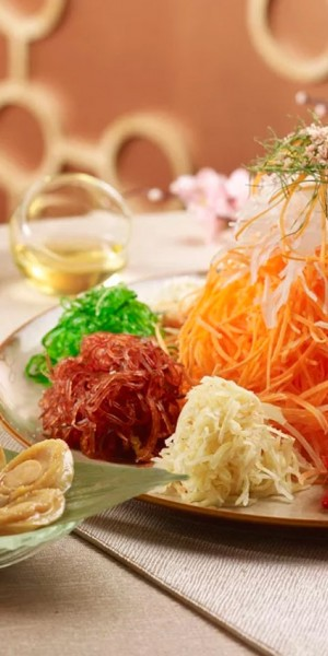 Tossing for luck: A guide to safe, mouthwatering yusheng creations