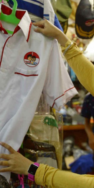 Jokowi worried about vote fraud and intimidation