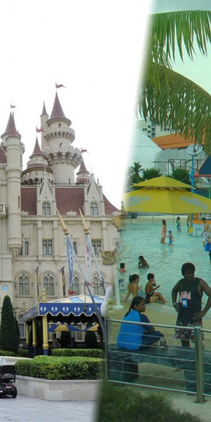 USS, Wild Wild Wet among best theme parks in Asia