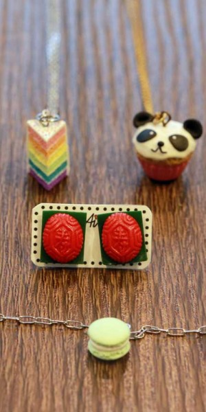 Local Instagram darling makes it big with miniature food items made of clay