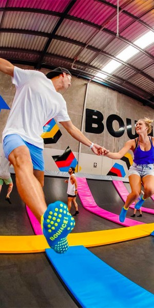 6 'adult-sized' playgrounds in malls you can consider for a first date