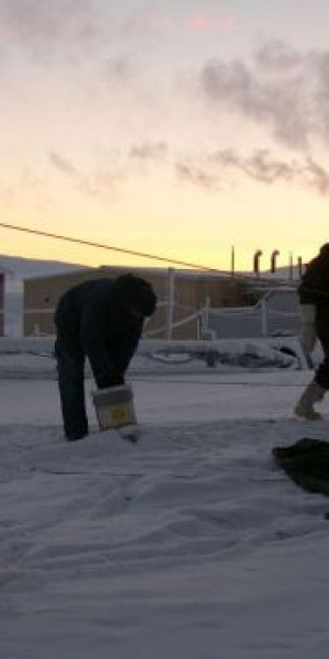 Arctic heatwave hits world's northernmost settlement