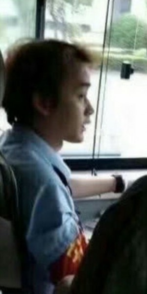 Fans marvel at photos of Chinese bus driver who looks like Leslie Cheung