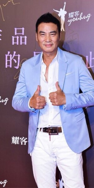 Simon Yam doesn't want daughter Ella to join showbiz so she can spend time with him