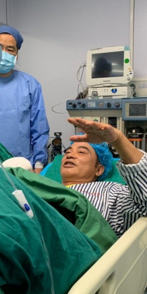 Hong Kong actor Simon Yam 'stable' after surgery to treat stab wounds