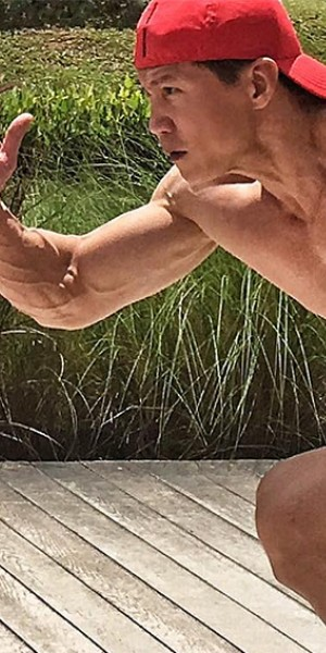 Vincent Ng loves his junk food as much as we do, not that you can tell from his abs