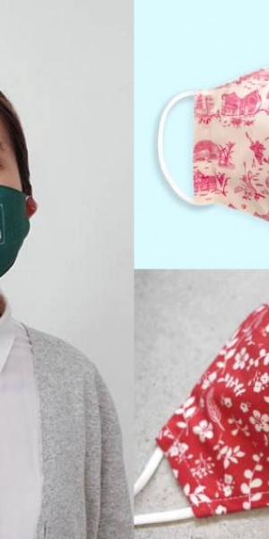 Get these face masks to show off your Singapore pride this National Day