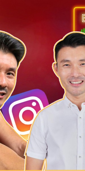E-Junkies Episode 7: Baey Yam Keng tells us how he taught PM Lee to take selfies