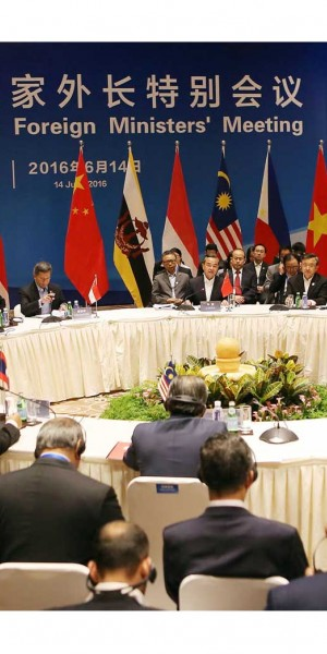 Singapore caught in the middle as China-Asean country coordinator