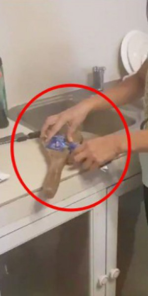 Filipino mom finds son's condoms, chops them up to teach him a lesson