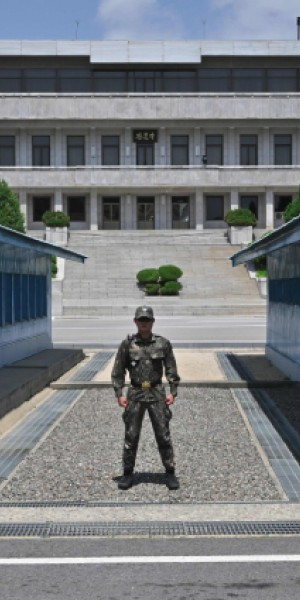 Jakarta exhibition to provide glimpse of Korean demilitarized zone