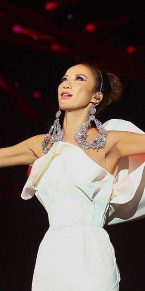 Coco Lee reveals 25 years of dancing was against doctor's advice