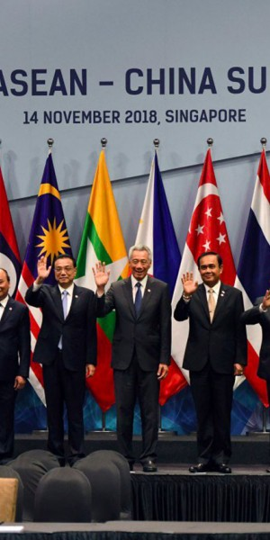 Indonesia shows frustration with Singapore over Indo-Pacific vision