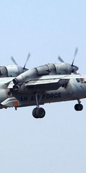 India offers cash reward for missing military plane