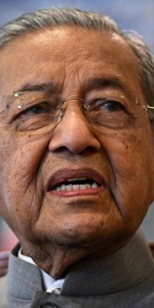 Sex videos are all 'cooked up', says Mahathir