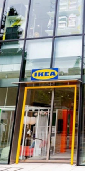 Ikea has opened its first convenience store in Tokyo