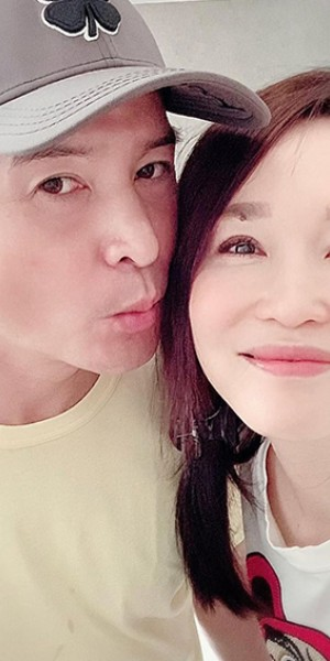 Fann Wong: I forgot Christopher Lee was in jail