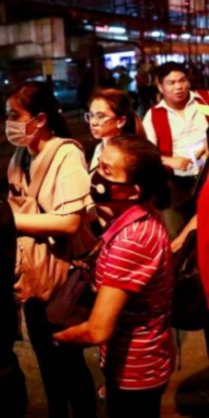 Coronavirus: In the Philippines, health workers without protective equipment fear exposure