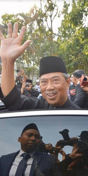 Muhyiddin sworn in as Malaysia's PM; Mahathir calls for urgent Parliament sitting as PH resistance continues