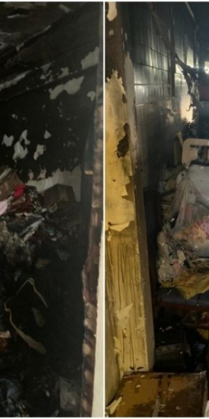 Woman dies after fire breaks out at Ang Mo Kio HDB flat containing 'heaps of items'