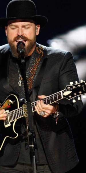 Zac Brown Band beats Groban to take top spot on Billboard 200