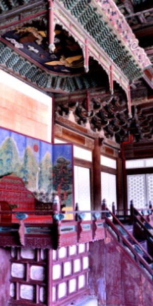 Korea's oldest throne hall open to public