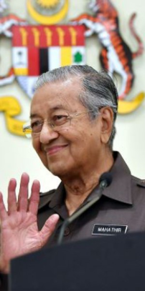 Stay active, less sleep is Dr Mahathir's secret to life