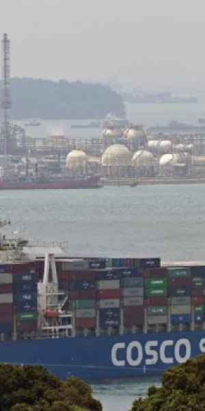 Export data 'very worrying' for both China, Singapore's economies