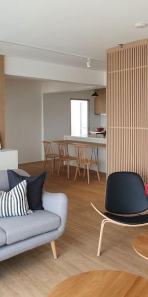 House Tour: Timber finishes in this modern and spacious 5-room HDB flat in Woodlands